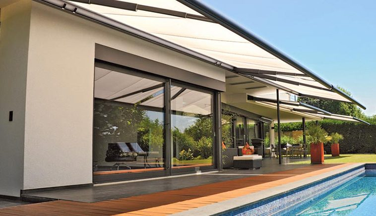 Vordächer Kraftvoll Vordach Mit Vorbau